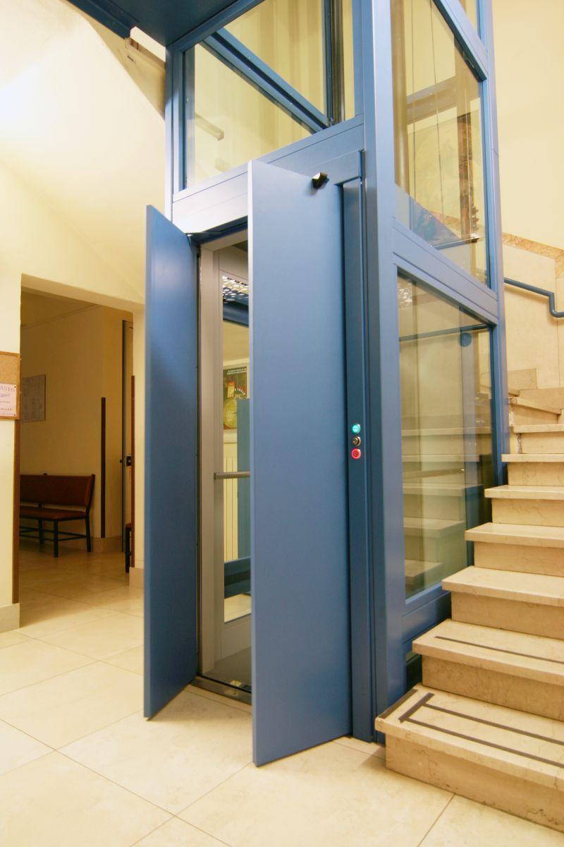 ascenseur ©ThyssenKrupp